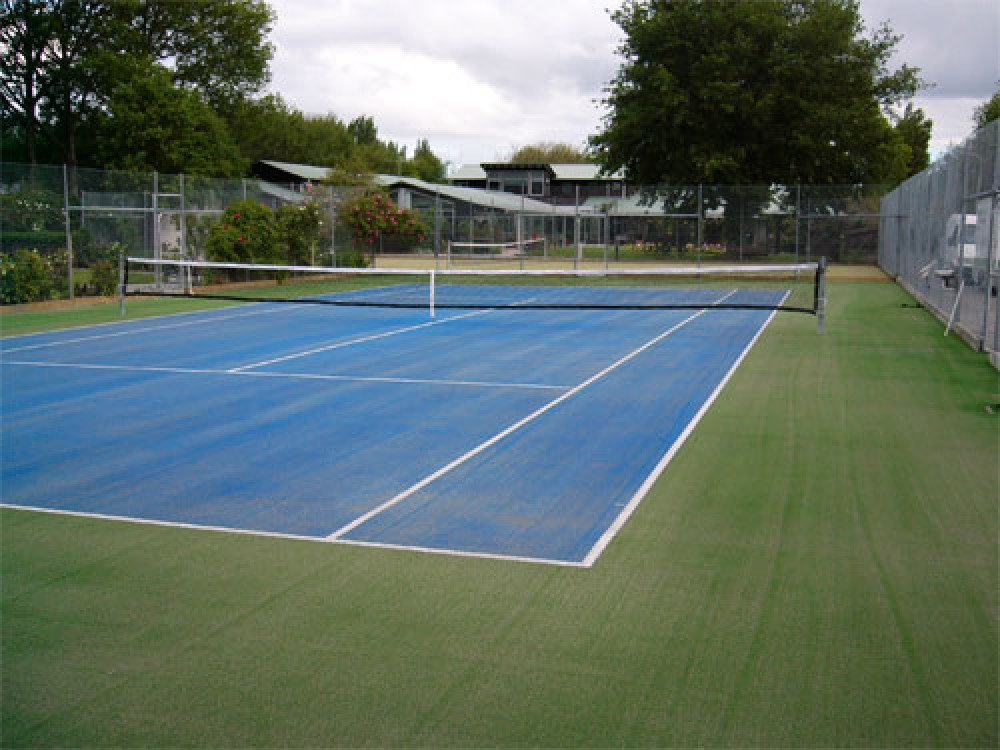 Multisport Surfaces Christchurch | TigerTurf | All-weather synthetic turf to hardwearing acrylic courts | Schools, Clubs, Sports venues.