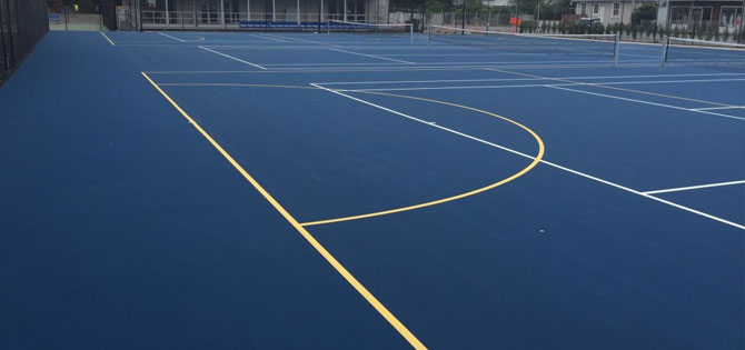 Multisport Surfaces - Multi Synthetic grass and surfaces